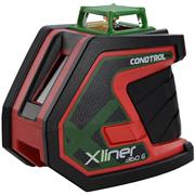 CONDTROL 50 м, нивелир лазерный линейный XLiner 360 G (1-2-134)