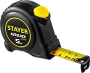 STAYER 5 м х 25 мм, с автостопом рулетка 2-34126-05-25_z02