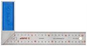ЗУБР 250 х 37 х 1 мм, нержавеющее полотно, угольник столярный 34393-25
