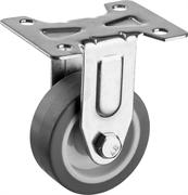ЗУБР 50 мм, 40 кг, колесо неповоротное 30946-50-F Профессионал