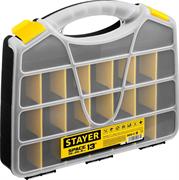 "STAYER 320 х 260 х 50 мм (12.5""), пластиковый, органайзер SPACE-13 38038-13_z01"