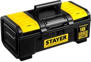 STAYER 390 х 210 х 160, пластиковый, ящик для инструмента TOOLBOX-16 38167-16 Professional