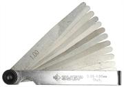 ЗУБР 13 шт., 0,05-1 мм, набор автомобильных щупов МАСТЕР 4325-H13_z01