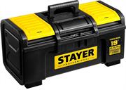 STAYER 480 х 270 х 240, пластиковый, ящик для инструмента TOOLBOX-19 38167-19 Professional