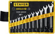 {{photo.Alt || photo.Description || 'STAYER 12 шт, 6 - 22 мм, набор комбинированных гаечных ключей HERCULES 27081-H12_z01'}}