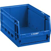 ЗУБР 420 х 270 х 200 мм, ящик-лоток для хранения сборно-разборный ЛСР-15 38063-15