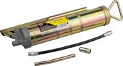 STAYER 400 мл, шприц автомобильный металлический 4315-400