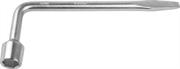 ЗУБР 22 мм, пруток d15 мм, хромированный, ключ баллонный Г-образный 2753-22_z02