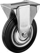 ЗУБР 160 мм, 145 кг, колесо неповоротное 30936-160-F Профессионал