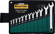 KRAFTOOL 12 шт, 6 - 22 мм, набор комбинированных гаечных ключей 27079-H12_z01
