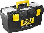 "STAYER 490 х 250 х 250 мм (19""), пластиковый, ящик для инструментов VEGA-19 38105-18_z03"