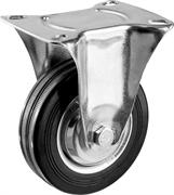 ЗУБР 100 мм, 70 кг, колесо неповоротное 30936-100-F Профессионал