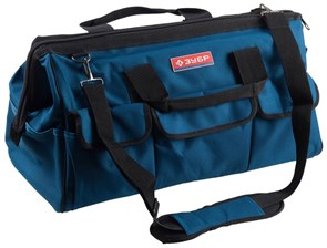 ЗУБР 17 карманов, сумка для инструмента 38645-21