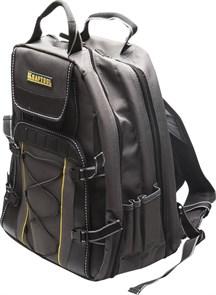 KRAFTOOL 49 карманов, рюкзак для инструмента 38745