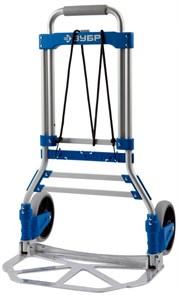ЗУБР максимальная нагрузка 90 кг, складная, тележка хозяйственная 38750-90