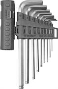 ЗУБР 9 шт., Cr-V, ключи имбусовые в наборе 2745-31-2_z01