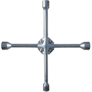 MATRIX 17-19-21 мм, хромированный, ключ-крест баллонный 14245