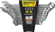 STAYER 12 шт, 8 - 24 мм, набор комбинированных гаечных ключей 27085-H12