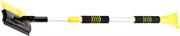 STAYER 980 - 1450 мм, телескопическая, щетка-сметка автомобильная для снега и льда 61042-145