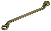 STAYER 24 х 26 мм, изогнутый, накидной гаечный ключ 27130-24-26