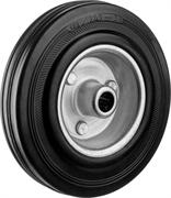 ЗУБР 125 мм, 100 кг, колесо 30936-125 Профессионал