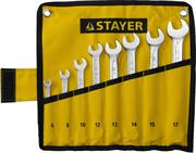 {{photo.Alt || photo.Description || 'STAYER 8 шт, 6 - 17 мм, набор комбинированных гаечных ключей 27081-H8'}}