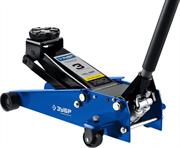 ЗУБР 3т, 130-465 мм, домкрат гидравлический подкатной X80 43050-3_z01 Профессионал