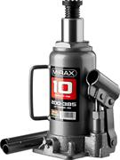 MIRAX 10 т, 200-385 мм, домкрат бутылочный гидравлический 43260-10