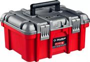 "ЗУБР 420 х 205 х 330 мм (16""), пластиковый, ящик для инструмента ""ИСТРА-16"" 38132-16_z01"
