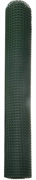 GRINDA 1x10 м, 17х17 мм, хаки, решетка садовая 422273