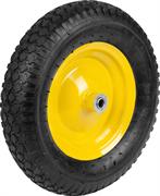 GRINDA 380 мм, колесо пневматическое с подшипником 422403