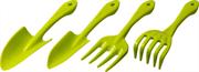 РОСТОК 4 предмета, набор садовый  пластиковый 421429-H4