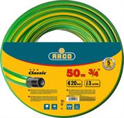 """Raco d 3/4"""" x 50 м, 20 атм., 3-x слойный, армированный, шланг поливочный CLASSIC 40306-3/4-50_z01"""