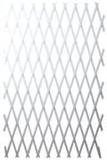 Raco 100 х 300 см, белая ограда садовая 42359-54203W