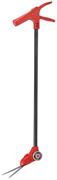 GRINDA 965 мм, поворотный механизм 180°, ножницы на удлинителе 8-422087_z01