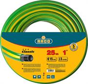 """Raco d 1"""" x 25 м, 15 атм., 3-x слойный, армированный, шланг поливочный CLASSIC 40306-1-25_z01"""
