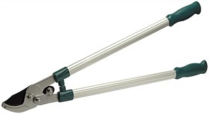 Сучкорез RACO с алюминиевыми ручками, 2-рычажный, рез до 40мм, 780мм