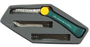 RACO 265 мм, три сменных лезвия, 3в1, нож садовода 4204-53/345B