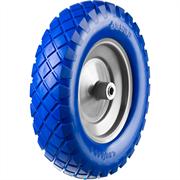 ЗУБР 380 мм, колесо полиуретановое с подшипником 39912-2