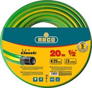 """Raco d 1/2"""" x 20 м, 25 атм., 3-x слойный, армированный, шланг поливочный CLASSIC 40306-1/2-20_z01"""