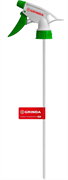 GRINDA красная/белая, PH головка-пульверизатор для пластиковых бутылок 8-425010_z02