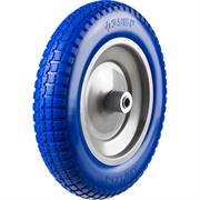 ЗУБР 350 мм, колесо полиуретановое с подшипником 39912-1