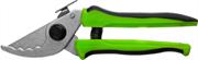 РОСТОК 190 мм, рез до 10 мм, никелир. покрытие, двухкомпонентные ручки, секатор зубчатый 40201_z01