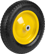 GRINDA 360 мм, колесо пневматическое с подшипником 422405