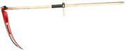 Лезвие 70 см, отбитая, заточенная, косовище деревянное, набор косца КОСАРЬ 39830-7