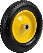 GRINDA 360 мм, колесо пневматическое с подшипником 422407