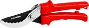 GRINDA 200 мм, с пластиковыми рукоятками, плоскостной секатор 40210_z02