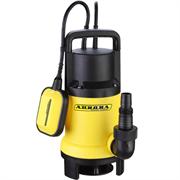 AURORA 750 Вт, 216 л/мин, насос погружной для грязной воды ASP 750 D