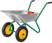 GRINDA 80 л, 120 кг, двухколесная, тачка садовая 422400_z01