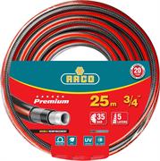 """Raco d 3/4"""" x 25 м, 35 атм., 5-ти слойный, армированный, шланг поливочный PREMIUM 40300-3/4-25_z01"""